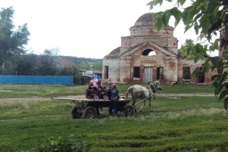 В Вурнарском районе собираются восстановить церковь, построенную в 1825 году