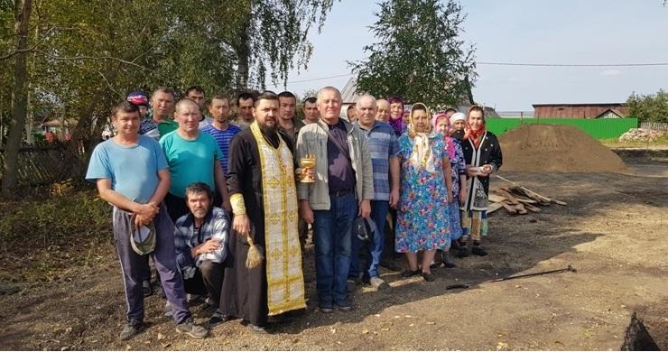 На месте разрушенного храма в Вурнарском районе возведут часовню