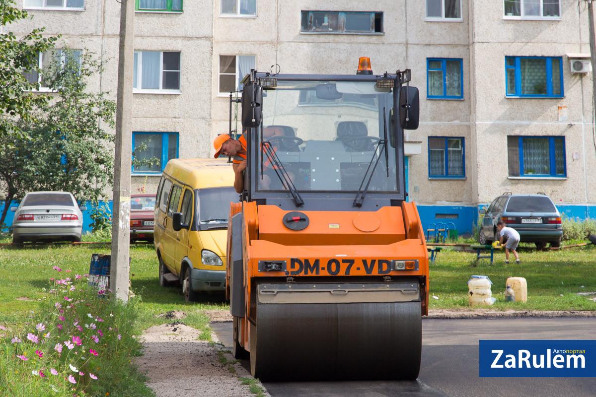 32 двора отремонтируют в Чебоксарах в 2019