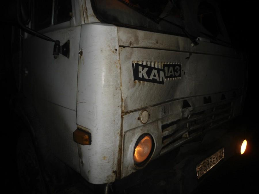 Наезд в Канашском районе