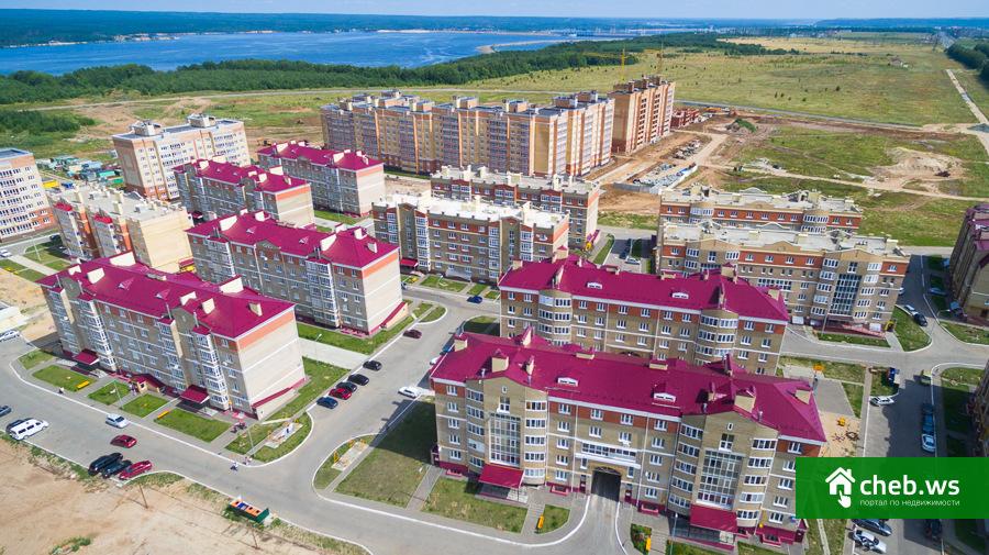 фото чебоксары новый город
