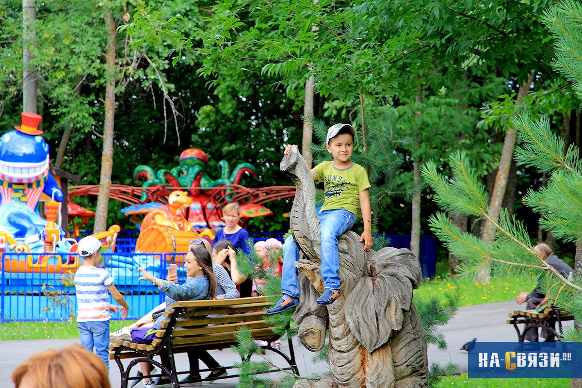 Лакреевский парк фото