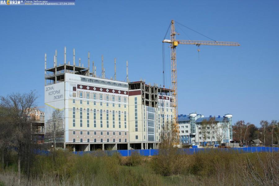Апрель 2008 года