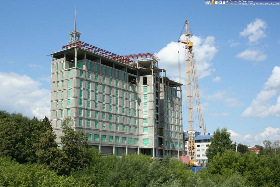 Июль 2009 года