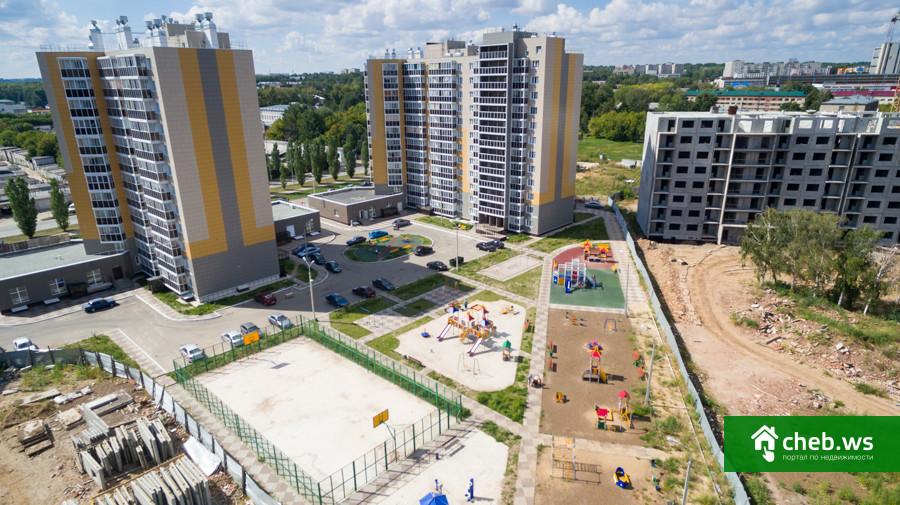 """Новочебоксарск, """"Речной бульвар"""", 13 августа 2015 г."""